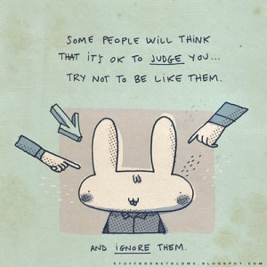bunny,illustration,ignore,judge,quote,quotations ...