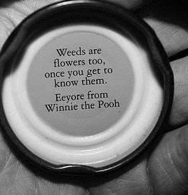 if you ever feel weak or ...