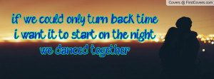 Turn Back Time Quotes
