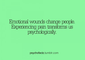 Quotes About Emotional Pain