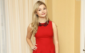 Stefanie Scott Red Dress 2015 Images, Pictures, Photos, HD Wallpapers