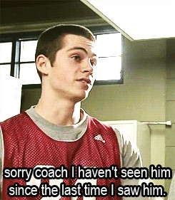 Stiles Quotes, Dylan O'Brien Quotes, Teenwolf Quotes, Awesome Quotes ...