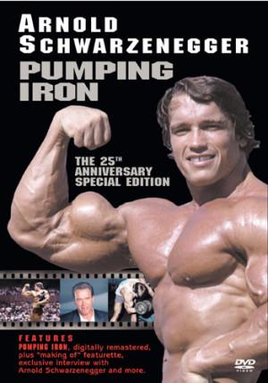New Pumping Iron Movie on DVD