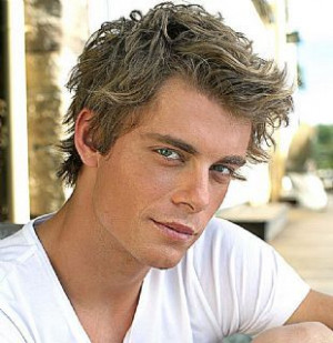 Luke Mitchell Joins Series...