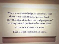 Food Quotes and Inspiration