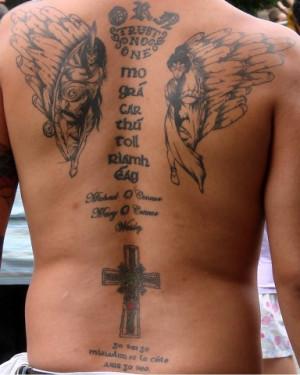 Irish Sayings Tattoos Gaelic Tattoo Quotes Design Picture