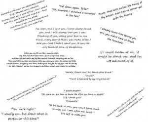 Twilight Quotes And Sayings Twilight saga quotes image