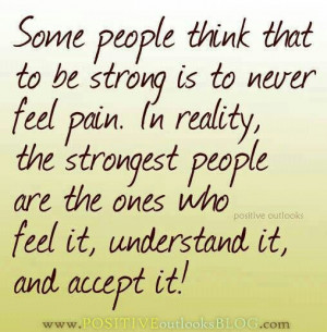 Strength... Pain...
