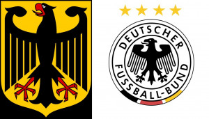 germany soccer logo 2014
