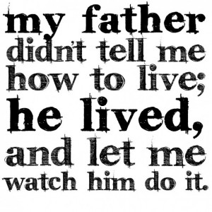 Dad Quotes for Father's Day