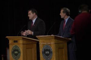 Mark Pryor vs Tim Hutchinson senatorial debate 2002