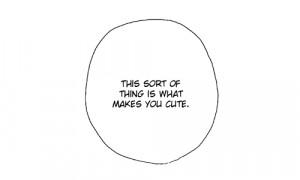 shoujo manga quote