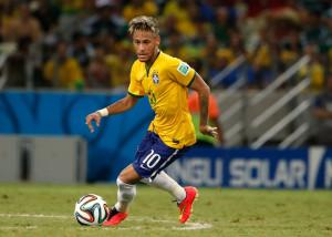 jun 17 2014 fortaleza ceara brazil brazil forward neymar 10 reacts to ...