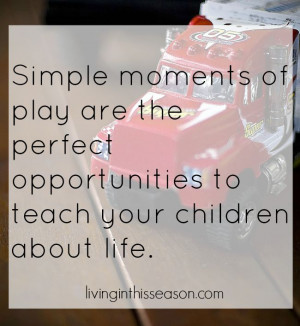 Stop trying to find the perfect lesson plan or theme, and simply sit ...