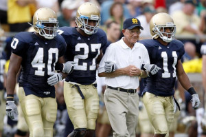 Coach Holtz Sees Obama as a 'Communist,' Boehner Recollects
