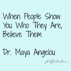 Baby Shopaholic: What Maya Angelou Taught Me
