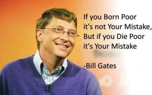 12 Bill Gates Quotes Worth to Remember!