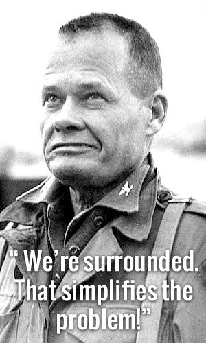 The Top Ten Chesty Puller Quotes.