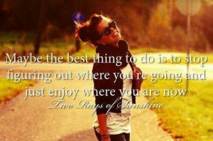 Enjoy now...