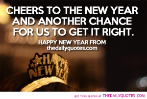 happy new year quotes sayings