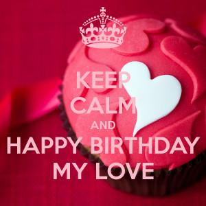 Happy Birthday To My Loving Husband Quotes Happy birthday to my love