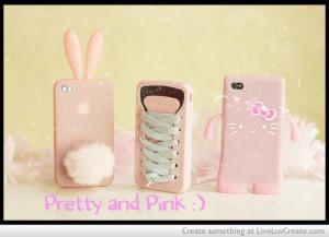 cute, girls, love, pretty, pretty pink, quote, quotes