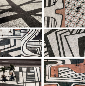 Roberto Burle Marx Sidewalks of Copacabana: Roberto Burl Marx, Public ...