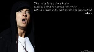 Eminem Life Quotes Images, Pictures, Photos, HD Wallpapers