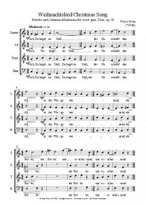 Choir Room Poem Pongerd