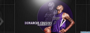 sacramento kings demarcus cousins facebook cover for timeline