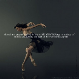 Dance Quotes Tumblr