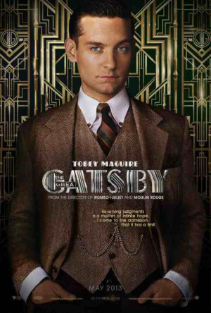 Previous Next The Great Gatsby : Tobey Maguire as Nick Carraway ...