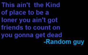 Borderlands funny quote by Killzonepro194