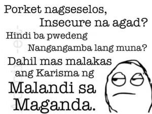 Quotes Para SA Mga Insecure