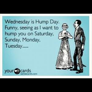 Happy Hump Day!!! #Hump ...