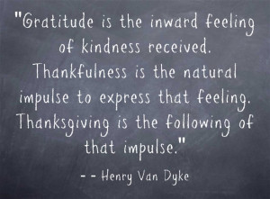 Thanksgiving is Mutual