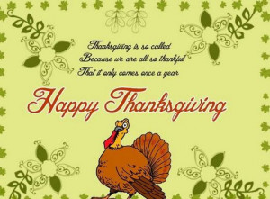 funny thanks giving day card for friends brother sister kids greetings ...