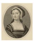 Elizabeth Montagu, Writer and Blue-Stocking, Giclee Print