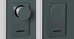 """Doorknob Condition – More effective than a """"Do not disturb"""" sign"""