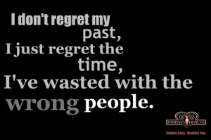 Quotes About Regret