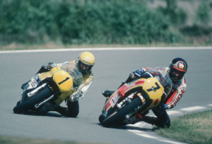 Re: Barry Sheene & James Hunt