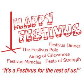 Happy Festivus Funny Holiday Seinfeld