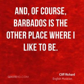 Cliff Richard Top Quotes