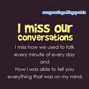 Emotional Miss You Quotes For Girlfriend
