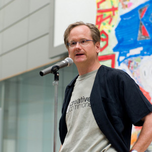 Lawrence Lessig Considers Presidential Run to Un-Rig Electoral System