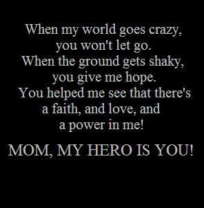 All Graphics » my mom is my hero