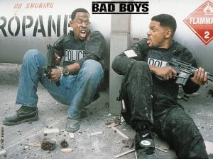 Bad Boys - Fond d'écran #
