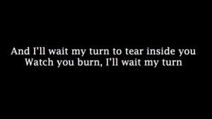 ... molko, broken promise, placebo, promise, quote, random, revenge, song
