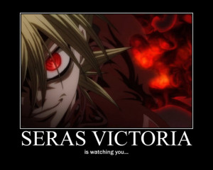 cute @ 3rd place seras victoria from hellsing hellsing ultimate now ...