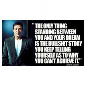 Jordan Belfort #quote